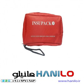 کیف خنک نگهدارنده انسولین مدل Insupack