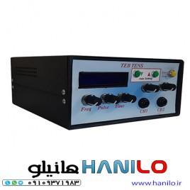 دستگاه فیزیوتراپی طب تنس مدل 2 کاناله 120 هرتز