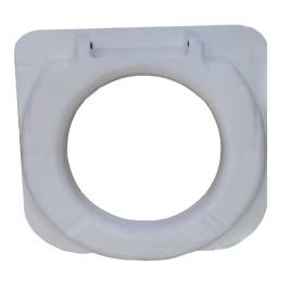 حلقه نشیمنگاه توالت فرنگی سینکو مدل 02