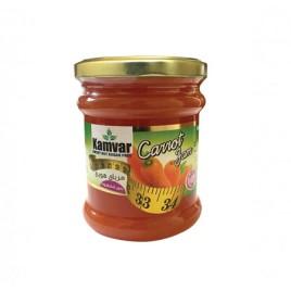 مربای رژیمی و بدون شکر هویج کامور