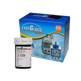 نوار تست قند خون ایزی گلوکو مدل EASY GLUCO