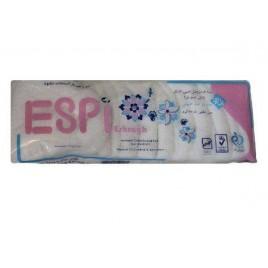 پنبه اسپی اشراق مدل ESPI وزن 100 گرم