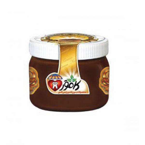 شکلات صبحانه رژیمی بدون قند کامور