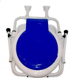 توالت فرنگی تاشو دیواری آسانا