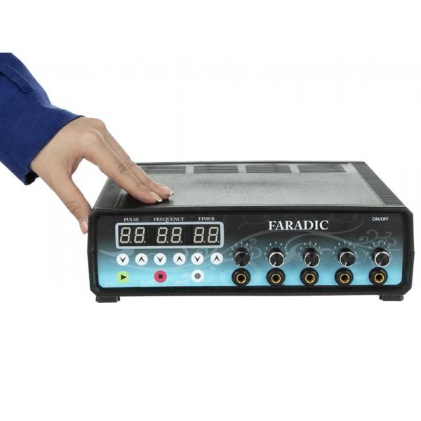 دستگاه فیزیوتراپی توتال تنس مدل 5 کاناله 400 هرتز