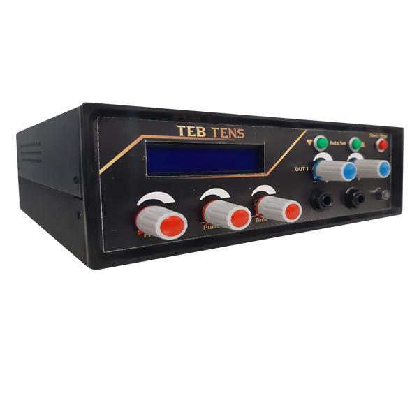 دستگاه فیزیوتراپی طب تنس مدل 2 کاناله 60 هرتز