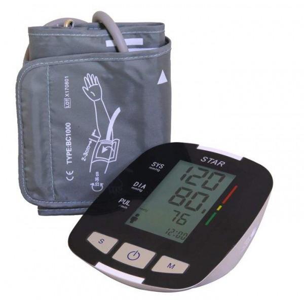 فشار سنج دیجیتالی سخنگو استار  مدل STAR-BF6051